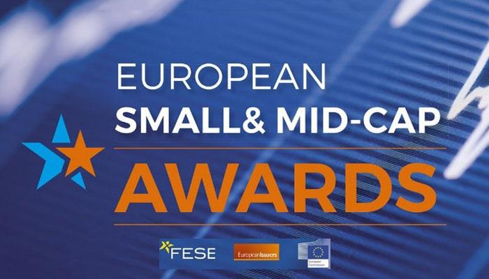 Entersoft nominated for the European Small and Mid-Cap Awards 2021 in the first category Star of 2021