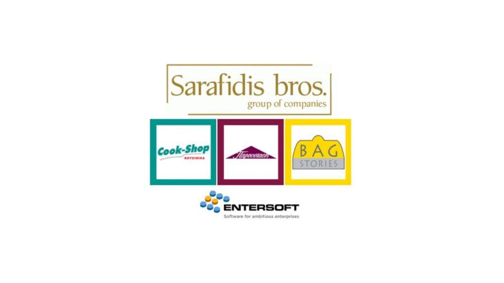 The retail chains Cook Shop, Parousiasi and Bag Stories choose Entersoft Βusiness Suite
